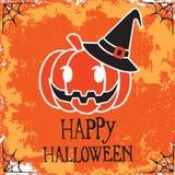Дизайн вектора хеллоуина плаката счастливый иллюстрация вектора