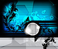 Дизайн вектора Стоковое Изображение RF