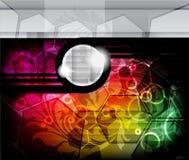 Дизайн вектора Стоковые Фото
