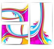 Дизайн вектора Eps10 Стоковая Фотография