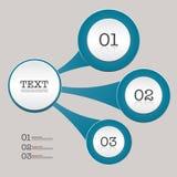 Дизайн вектора Infographic иллюстрация вектора