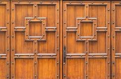 Дизайн двери Стоковое фото RF