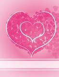 Дизайн влюбленности Стоковая Фотография