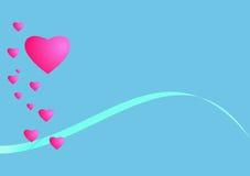 Дизайн влюбленности Стоковая Фотография RF