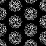 Дизайн геометрической этнической картины традиционный для предпосылки, ковра, обоев, одежды, оборачивая, батика, ткани, саронга Стоковые Фотографии RF