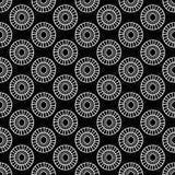 Дизайн геометрической этнической картины традиционный для предпосылки, ковра, обоев, одежды, оборачивая, батика, ткани, саронга Стоковые Изображения