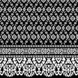 Дизайн 004 границы Стоковое Изображение