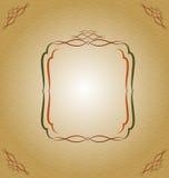 Дизайн границ рамок иллюстрация штока