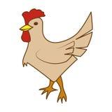 Дизайн животноводческих ферм иллюстрация вектора