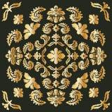 Дизайн знамени воодушевленный викторианским стилем Стоковое фото RF