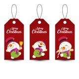 Дизайн знамени рождества Стоковая Фотография RF