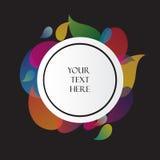 Дизайн значка логотипа Стоковое Изображение