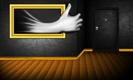Дизайн интерьера комнаты Стоковые Изображения RF