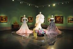 Дизайн интерьера музея изящных искусств Pushkin в Москве Стоковая Фотография
