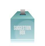 Дизайн иллюстрации коробки предложения иллюстрация вектора