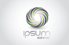 Дизайн иллюстрации символа логотипа принципиальной схемы безграничности бесплатная иллюстрация