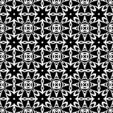 ДИЗАЙН КАРТИНЫ ВЕКТОРА ГЕОМЕТРИЧЕСКИЙ ЧЕРНО-БЕЛЫЙ стоковое изображение