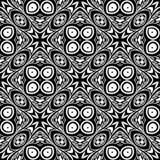 ДИЗАЙН КАРТИНЫ ВЕКТОРА ГЕОМЕТРИЧЕСКИЙ ЧЕРНЫЙ БЕЛЫЙ стоковые изображения rf