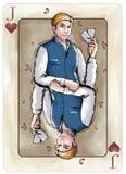 Дизайн карты покера Значок и иллюстрации игры Искусство фантазии r стоковая фотография rf