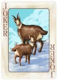Дизайн карты покера Значок и иллюстрации игры Искусство фантазии r стоковое изображение