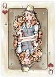 Дизайн карты покера Значок и иллюстрации игры Искусство фантазии r стоковое фото rf