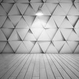 Дизайн комнаты с стеной Стоковое Изображение RF