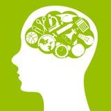Дизайн концепции образования Стоковая Фотография RF