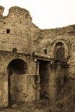 Дизайн крепости Koporskaya античный Стоковые Изображения RF