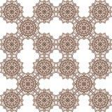 Дизайн мандалы для орнамента и украшения предпосылки иллюстрация штока