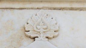 Дизайн на Тадж-Махале Индии Стоковое фото RF