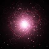 Дизайн дня валентинок Стоковое Изображение RF