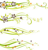 Дизайн переченя лета Стоковое Изображение