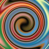 Дизайн предпосылки конспекта красочный, голубой, желтый, черный, оранжевый, красный, зеленый иллюстрация штока