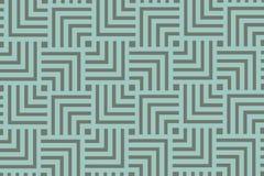 Дизайн предпосылки картины голубого серого цвета геометрический | Абстрактное современное искусство декоративное Стоковые Фотографии RF