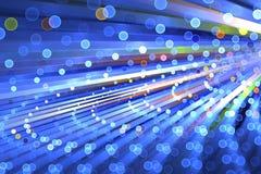 Дизайн предпосылки фантазии красочный абстрактный с кругами Стоковое Изображение RF
