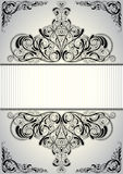 Дизайн рамки предпосылки Стоковые Изображения