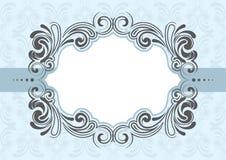 Дизайн рамки Стоковое Изображение