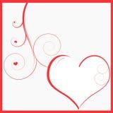 Дизайн сердец стоковое фото rf