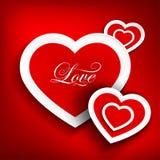 Дизайн сердца Стоковые Фото