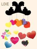 Дизайн сердца Стоковые Изображения RF