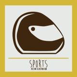 Дизайн спорт Стоковое Изображение RF