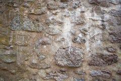 Дизайн стиля цвета реальной картины поверхности каменной стены серый Стоковые Изображения RF