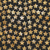Дизайн сусального золота иллюстраций вектора современный Стоковые Фото
