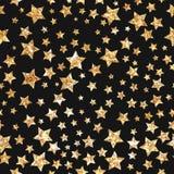 Дизайн сусального золота иллюстраций вектора современный Стоковое Изображение RF