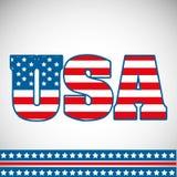 Дизайн США бесплатная иллюстрация
