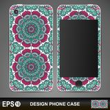 Дизайн случая телефона бесплатная иллюстрация