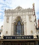 Дизайн театра Fox сиамский византийский, Сент-Луис Миссури стоковое фото rf