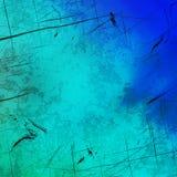 Дизайн текстуры Grunge с пятнами и предпосылка царапин в bl бесплатная иллюстрация