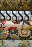 Дизайн ткани Стоковое Фото