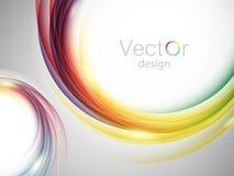 Дизайн цветастого вектора современный иллюстрация вектора